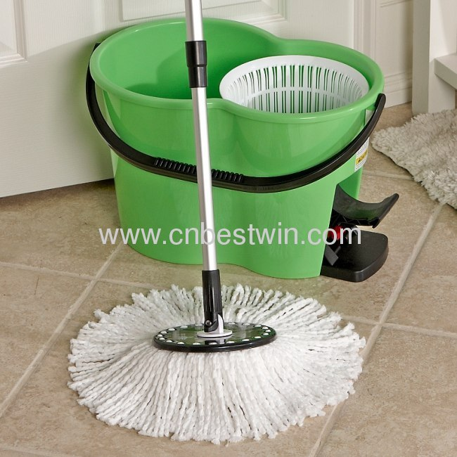 2013 SUPER CLEANING MAGIC SPIN MOP