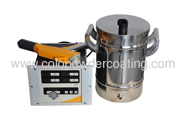maquina de pintura electrostatica