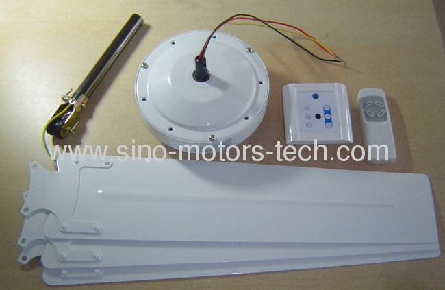 Brushless DC Ceiling Fan Motor Manufacturer & supplier