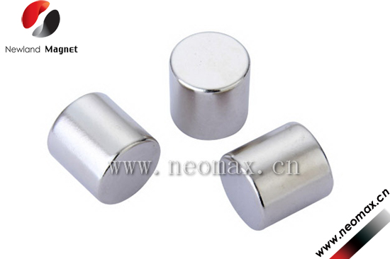 Permanent NdFeB Cylinder Magnets