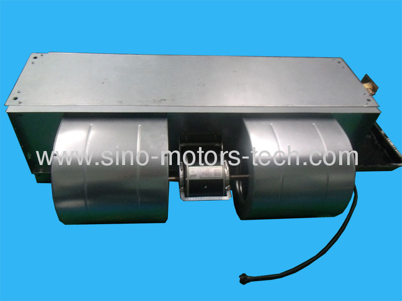 220V double shaft fan motors/ fan coil unit of central air conditioner system