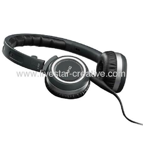 AKG K450 Premium Foldable Mini Headphones