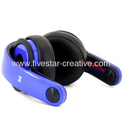Monster Beats Mixr High Performance Professional Headphones Blue