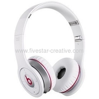 Beats by Dr.Dre Solo Wireless Bluetooth On-Ear Headphones With Control Talk White