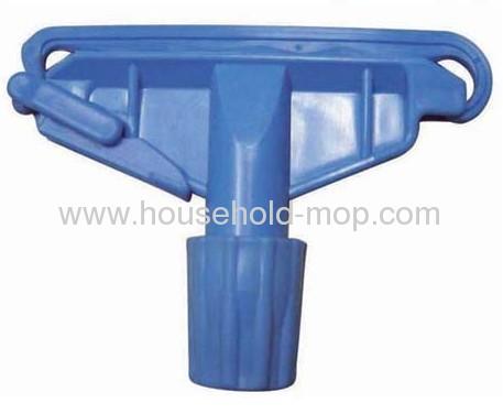 Microfiber chenille Twist-on-gripper mop AD033