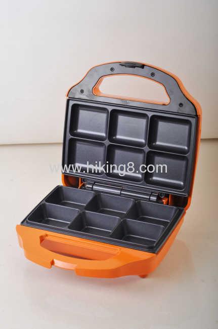 mini electric brownie maker 850w