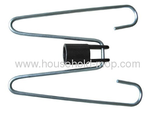 Dust Mop Frame With Zinc Plated