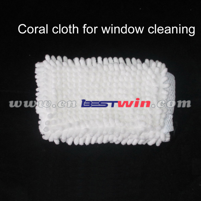 Washable Microfibre Cloth Steam Mop Pads