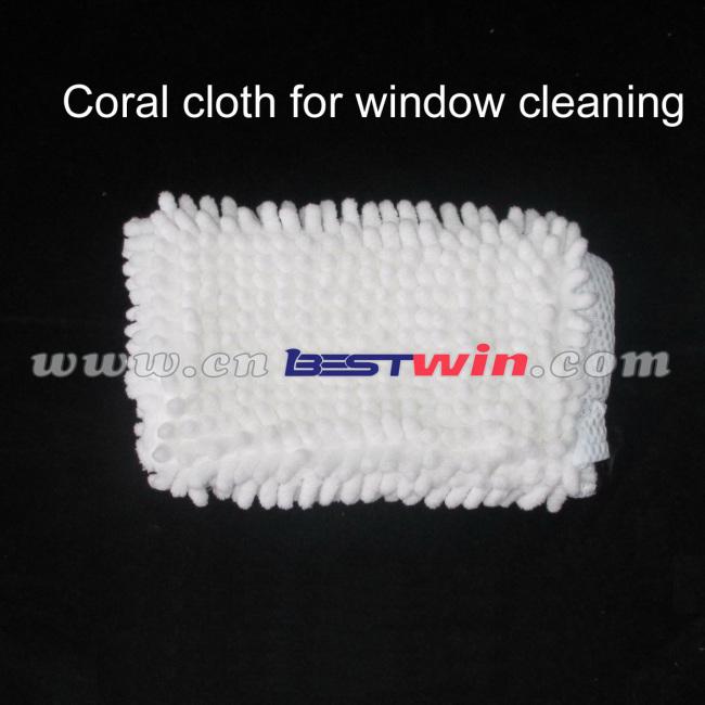 Washable Microfibre Cloth Steam Mop Pads