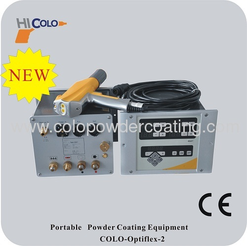 small powder coating equipment