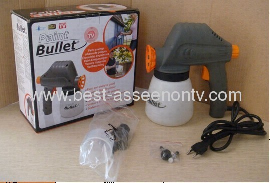 PAINT BULLET SPRAY PAINTER PAINT MACHINE AS SEEN ON TV