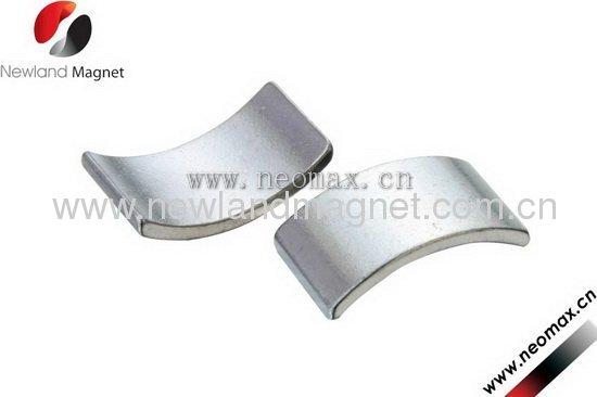 Arc Magnet for Motor