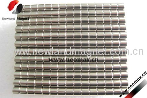 Small NdFeB Magnet Cylinder