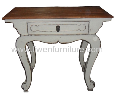 Antique french furniture table