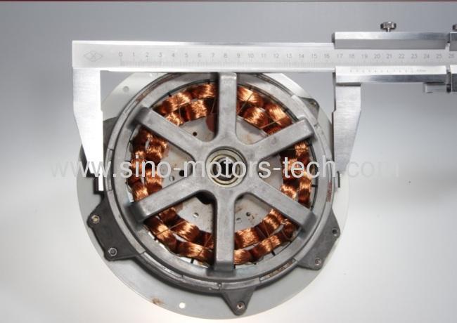 ceiling fan electrical motor