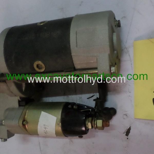 E320 starter motor