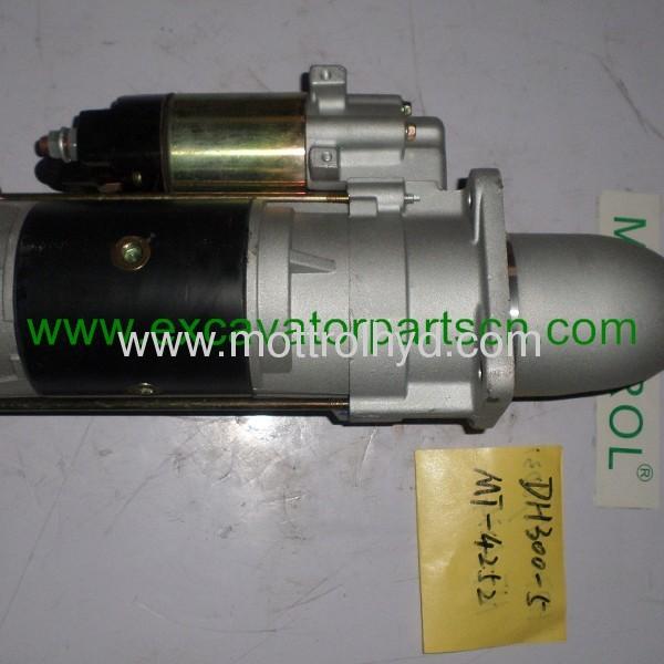 DH300-5 starter motorpressure switch