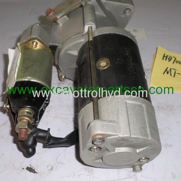 HD700-5 6D31 M2T7838starter motor