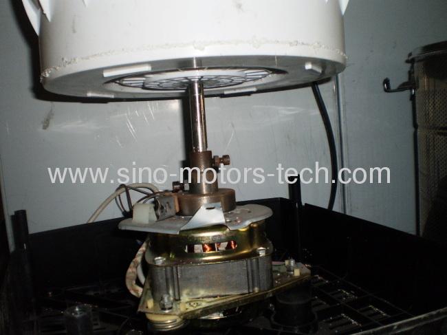 washing machine electrical motor