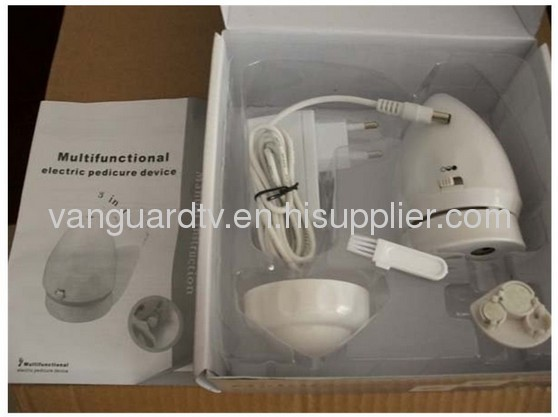 Multifunctional Pedicure Device/Multifunctional Electric Foot Pedicure Device,Callus Shaver
