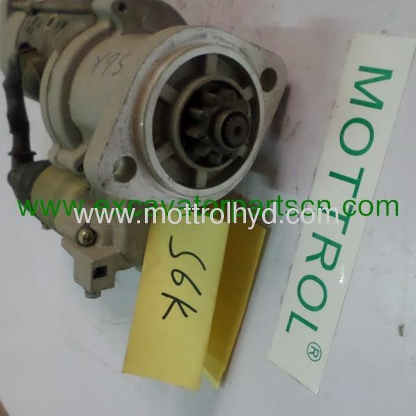 S6k starter motorpressure switch