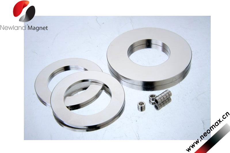gold coating NdFeB Permanent Magnets