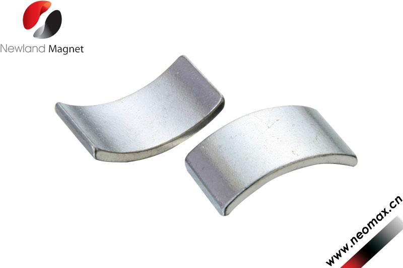 Neodymium arc motor Magnet
