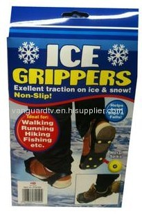 Ice Grippers/Snow & Ice Grips for Shoes