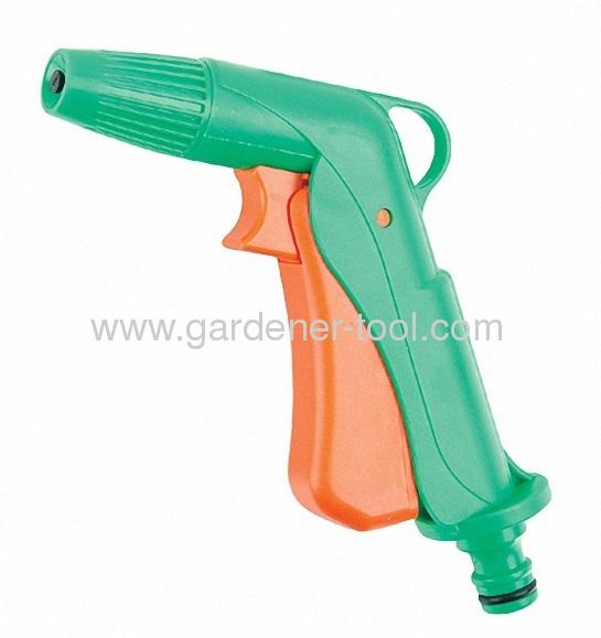 Plastic 2-Function Front Trigger Nozzle/Garden hose nozzle/garden water nozzle