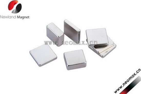 small permanent rectangular magnets