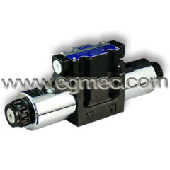 Vickers Solenoid Operated Directional Valve
