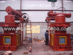 efficent wood sawdust pellet mill