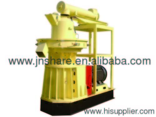 efficent wood pelletizer machine