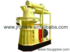 sawdust straw pellet machine