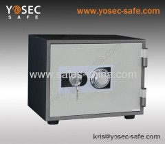 Fireproof office data safes/ 1hour fire resistant office safe with electronic lock