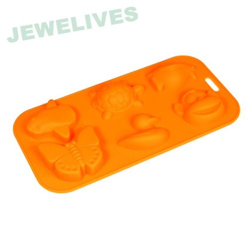 Fashion Silicone mold for making Candy& Ice&Cake& Jellypass LFGB