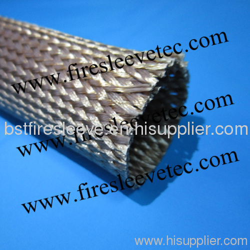 Acrylic Saturated Fiberglass Sleeving