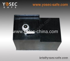 IN ground Floor safes with combinaiton locks
