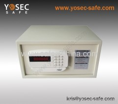 Hotel room safe with credit card lock/ Magcard hotel safe