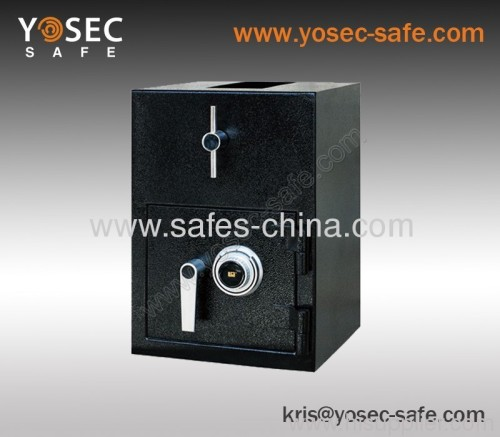 Top Loading Depository Hopper Safe With Dial Ring