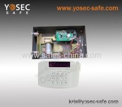 Digital safe lock/ motorized safe lock for hotel safe
