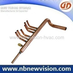 Copper Pipe Assemblies for Refrigeration & Fan Coils