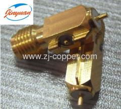 SMA male rf connector SMA reverse polarity connector