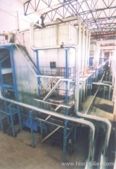 Vertical Corner Tube Biomass Boiler