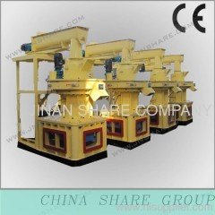 output 1500-2000KG/H pellet production machine