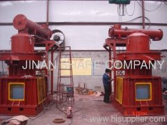 2-3T/H pellet production machine
