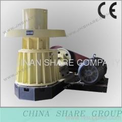 XGJ550 sawdust wood pellet mill
