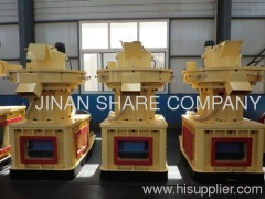XGJ560 pellet granulator machine