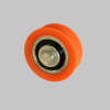 Nylon plastic Pulley Bearing