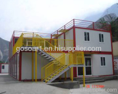 light prefabricated Container house